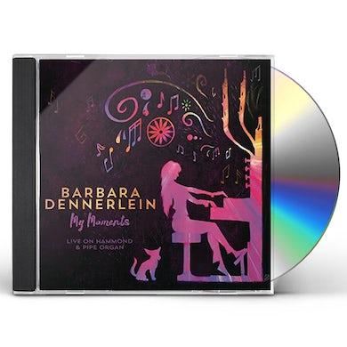 Barbara Dennerlein MY MOMENTS CD