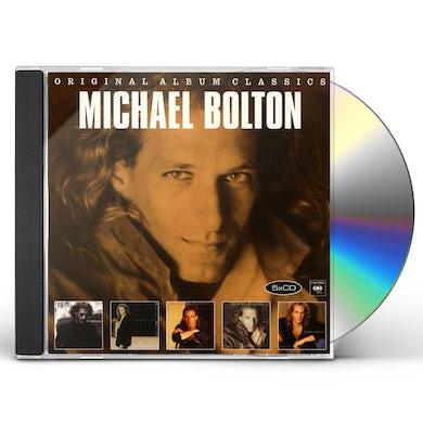 Michael Bolton ORIGINAL ALBUM CLASSICS CD