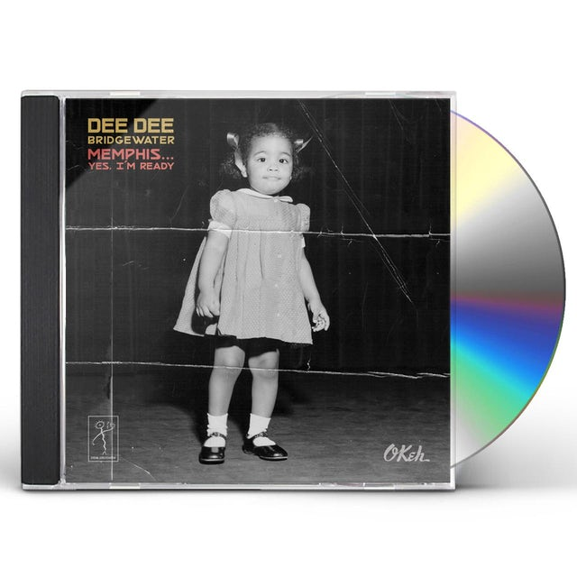 Dee Dee Bridgewater MEMPHIS: YES I'M READY CD
