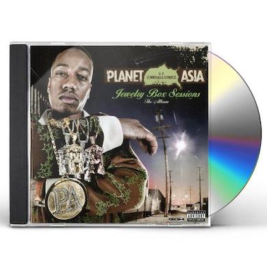 JEWELRY BOX SESSIONS: ALBUM CD