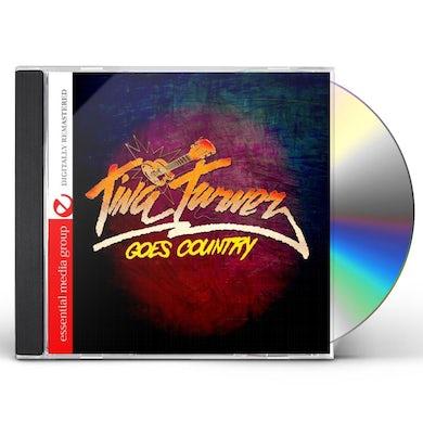 TINA TURNER GOES COUNTRY CD