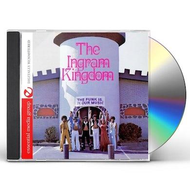 INGRAM KINGDOM CD