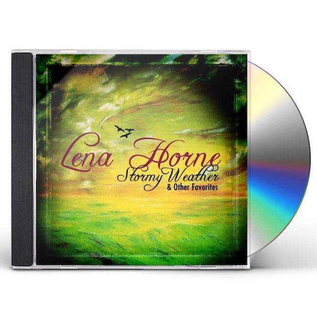Lena Horne STORMY WEATHER & OTHER FAVORITES CD