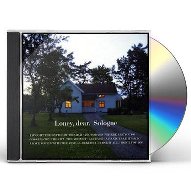Loney Dear SOLOGNE CD