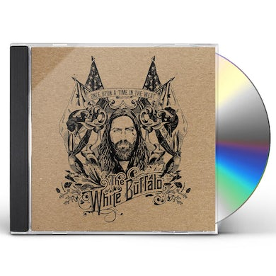 The White Buffalo  ONCE UPON A TIME IN THE WEST CD