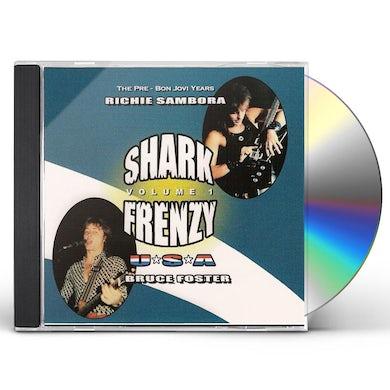 Shark Frenzy 1 CD