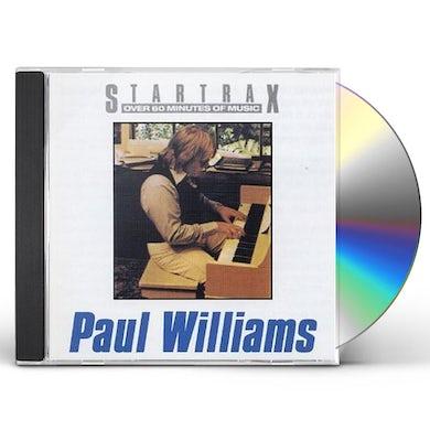 Paul Williams STARTRAX CD