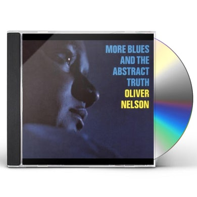 Oliver Nelson MORE BLUES & THE ABSTRACT TRUTH CD