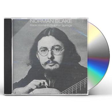 Norman Blake Back Home In Sulpher Springs CD