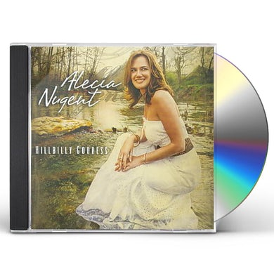 Alecia Nugent HILLBILLY GODDESS CD