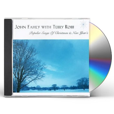 John Fahey POPULAR SONGS OF CHRISTMAS & NEW YEAR'S CD