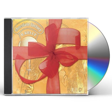 R. Kelly CHOCOLATE FACTORY CD