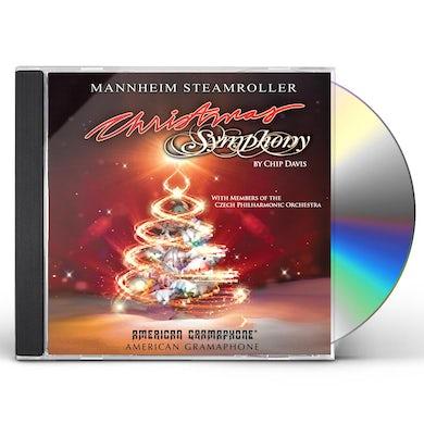 Mannheim Steamroller CHRISTMAS SYMPHONY CD