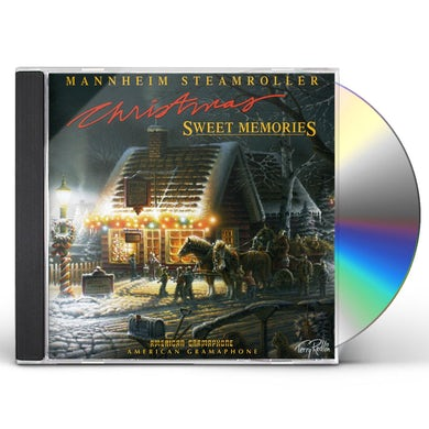 Mannheim Steamroller CHRISTMAS SWEET MEMO CD