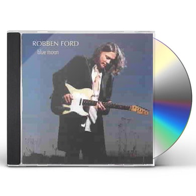 Robben Ford BLUE MOON CD