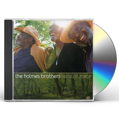 Holmes Brothers STATE OF GRACE CD
