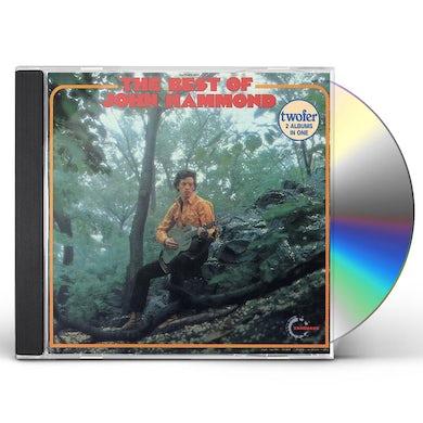 John Hammond BEST OF CD