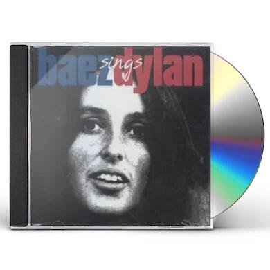 Joan Baez Baez Sings Dylan CD