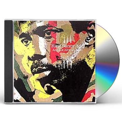 King Sunny Ade JUJU MUSIC CD