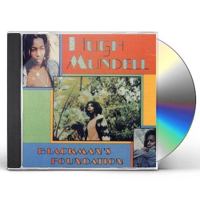 Hugh Mundell BLACKMAN'S FOUNDATION CD