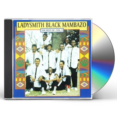 Ladysmith Black Mambazo BEST OF 2 CD