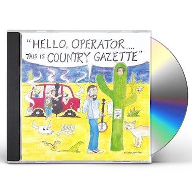 Alicia de Larrocha COUNTRY GAZETTE CD