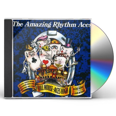 Amazing Rhythm Aces FULLHOUSE-ACES HIGH CD