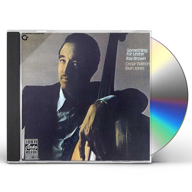 Ray Brown SOMETHING FOR LESTER CD