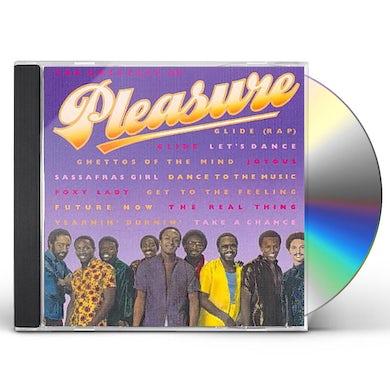 Pleasure GREATEST HITS CD
