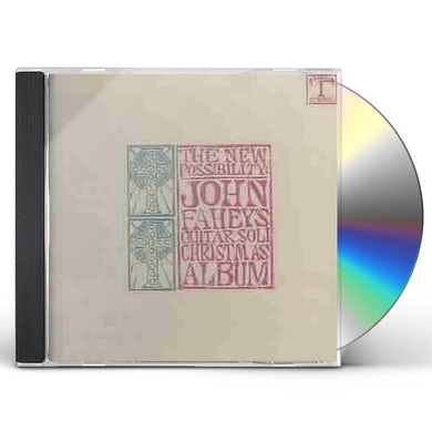 John Fahey GUITAR CHRISTMAS ALBUM 1 / CHRISTMAS 2 CD
