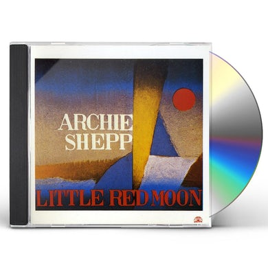 Archie Shepp LITTLE RED MOON CD