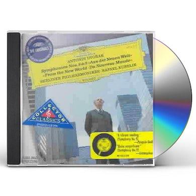 Rafael Kubelik Symphonies 8, 9 (Originals) CD