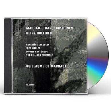 Heinz Holliger MACHAUT TRANSCRIPTIONS CD