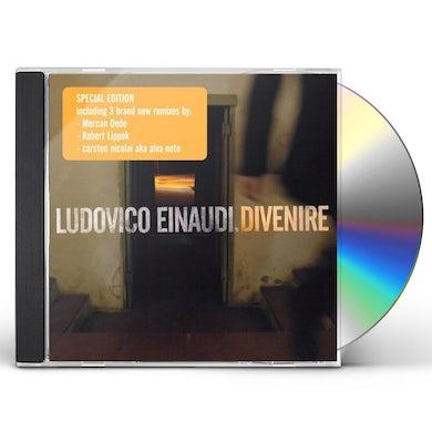 Ludovico Einaudi DEVENIRE CD