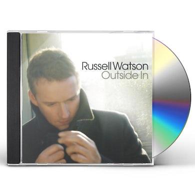 Russell Watson OUTSIDE IN CD