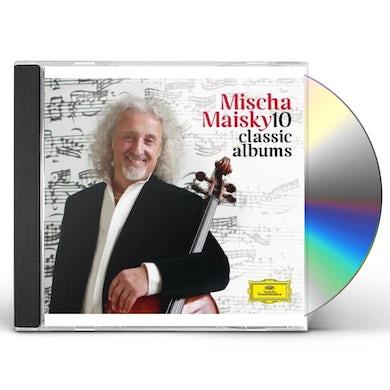 Mischa Maisky 10 CLASSIC ALBUMS CD