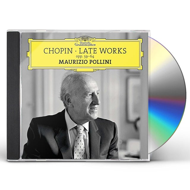 Chopin / Pollini LATE WORKS OPP 59-64 CD