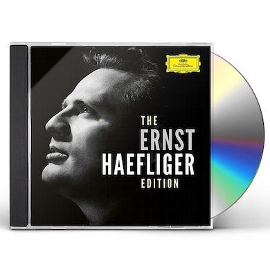 ERNST HAEFLIGER EDITION CD