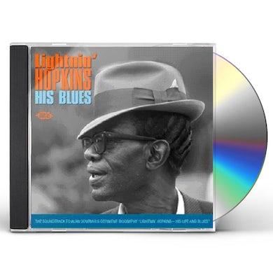 Lightnin Hopkins HIS BLUES CD