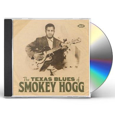 TEXAS BLUES OF SMOKEY HOGG CD
