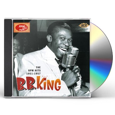B.B. King RPM HITS 1951-57 CD