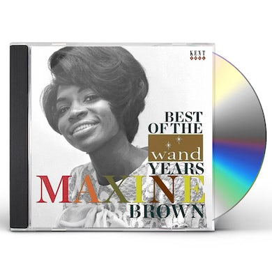 Maxine Brown BEST OF THE WAND YEARS CD