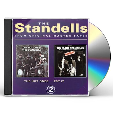 The Standells HOT ONES / TRY IT CD