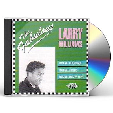 FABULOUS LARRY WILLIAMS CD