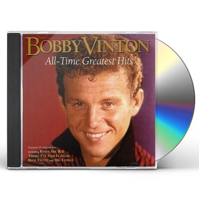Bobby Vinton ALL-TIME GREATEST HITS CD