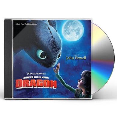 John Powell HOW TO TRAIN YOUR DRAGON / Original Soundtrack CD