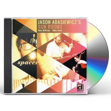 Jason Adasiewicz SPACER CD
