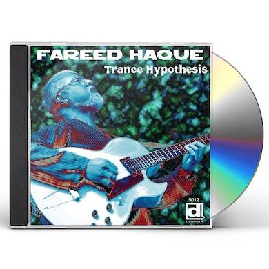 Fareed Haque TRANCE HYPOTHESIS CD
