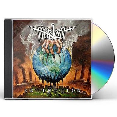 HARLOTT EXTINCTION CD