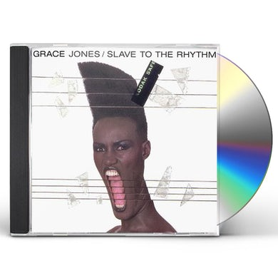 Grace Jones SLAVE TO THE RHYTHM CD
